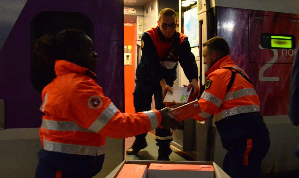 ASSISTANCES AUX POPULATIONS Convention SNCF